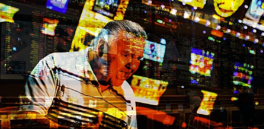 addiction in older gambler